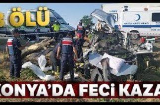 Konya Kulu 'da Trafik Kazası: 3 Kişi Hayatını Kaybetti