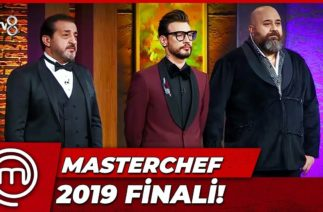 MASTERCHEF TÜRKİYE 2019 FİNAL FRAGMANI!