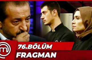 MasterChef Türkiye 76.Bölüm Fragmanı | ELEME GECESİ!