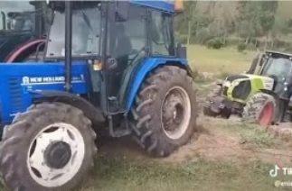 TikTok Etkileyici Traktör Videoları #25