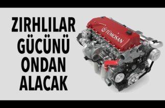 """Türkiye'nin ilk yerli motoruna """"dev"""" sınav"""