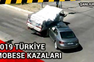 2019 TÜRKİYE TRAFİK KAZALARI | Tofaş Symbol Clio Linea Skoda Superb Motosiklet kazaları