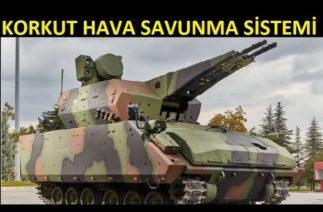 ASELSAN KORKUT HAVA SAVUNMA SİSTEMİ GÖKTE KUŞ UÇURTMUYOR ! / ZMA-30 KORKUT