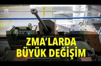 ASELSAN'ın yeni silahı Türk zırhlılarında