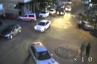 Ankaradaki trafik kazaları mobese kayıtları