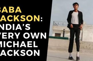 Baba Jackson: India's Very Own Michael Jackson | TikTok Viral | Indiatimes