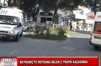 Bayramiç Trafik Kazaları