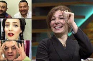 Beyaz Show – Komik Aylin Kontente şarkıları!