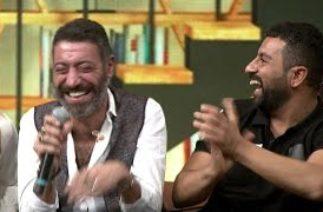 Beyaz Show- Sabit'in Türkçe ile komik imtihanı!