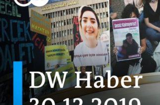 DW Haber – 30.12.2019 – DW Turkce