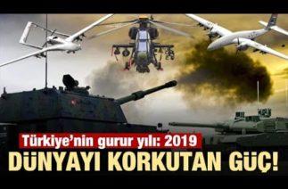 Dünyayı Korkutan Güç – 2019 Türk Savunma Sanayi