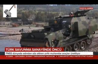 FNSS: Türk Savunma Sanayisinde Öncü / 30 Yıldır Zırhlı Araç Üretiyor / 17.01.2020