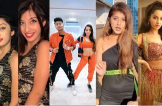 Haaye Garmi Song Tiktok Videos | Nora Fatehi, Varun, Awez, Jannat, Arishfa, Somya