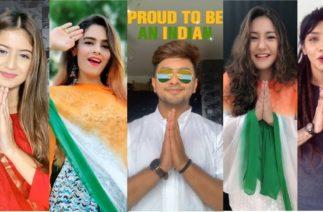 Happy Republic Day Tiktok Videos | Awez Darbar, Arishfa, Gima Ashi