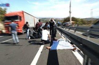 Kastamonu'da trafik kazası: 1 ölü