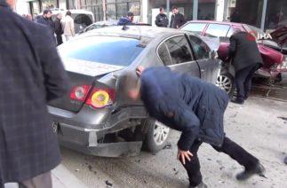 Kırıkkale'de Trafik Kazası: 2'si Ağır 3 Yaralı
