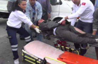 Manisa'da Trafik Kazası 1 Ölü