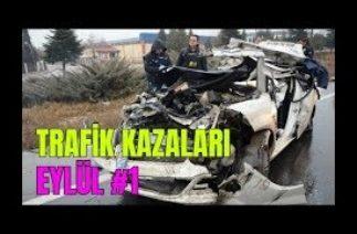 Mobese Trafik Kazaları Görüntüleri (Eylül 2019 Mobese Kazaları) Part 1