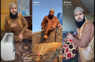 Molvi Malik Usman Latest Funny Tiktok Video Famous Molvi Usman Asim Funny Acting on tik tok