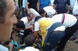 Muş'ta trafik kazası 2 yaralı