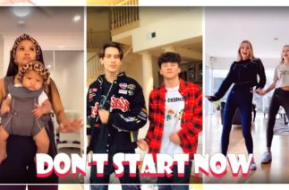 New Don't Start Now Dance Challenge TikTok Compilation 2020