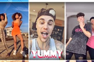 New Yummy Challenge Tiktok Compilation 2020