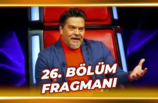 O Ses Türkiye 26. Bölüm Fragmanı   O Ses Türkiye 2019