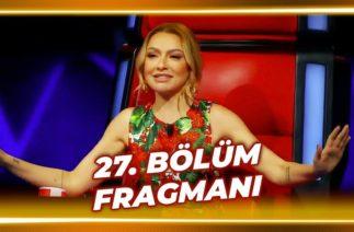 O Ses Türkiye 27. Bölüm Fragmanı | O Ses Türkiye 2019