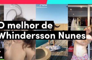 O melhor do WHINDERSSON NUNES no TikTok| TikTok Brasil