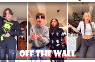 Off The Wall Challenge Tiktok Compilation 2020