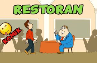 Restoran | Komik Çizgi Animasyon Filmi