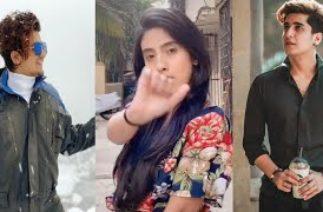 Sameekha Sud | Bhavin Bhanushali | Vishal Pandey | Tiktok | Teentigada | New Trend