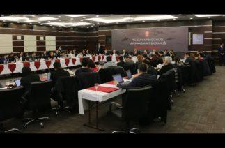 Savunma Sanayii Başkanlığı basın toplantısı düzenledi
