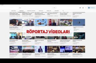 Savunma Sanayii Dergilik Youtube sayfası 14 bin aboneye ulaştı