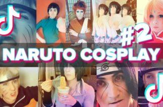 TIK TOK NARUTO COSPLAY CRACK [PART 2] #TikTok Compilation