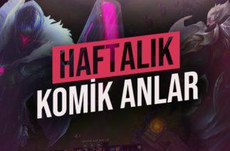 TWİTCH HAFTALIK KOMİK ANLAR #1