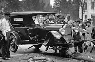 Tarihte Bilinen İlk Trafik Kazası