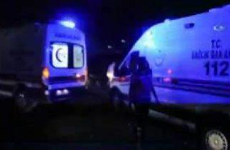 Tatvan'da Trafik Kazası