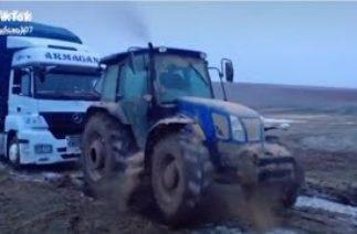 TikTok Etkileyici Traktör Videoları #52