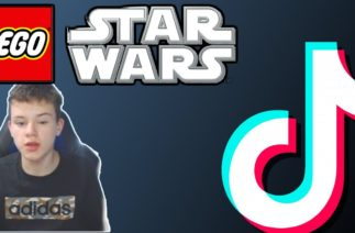 TikTok Lego Star Wars Profile Pictures….