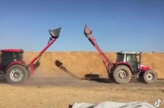 #Tiktok Etkileyici Traktör Videoları #13