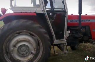 #Tiktok Etkileyici Traktör Videoları #34