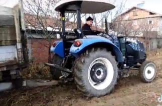 #Tiktok Etkileyici Traktör Videoları #35