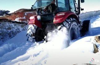 #Tiktok Etkileyici Traktör Videoları #46