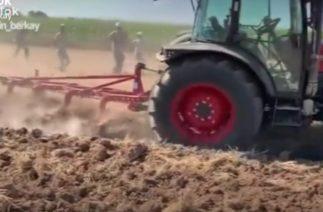 #Tiktok Etkileyici Traktör Videoları #49