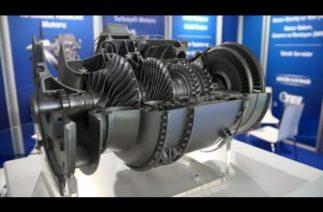Türkiye Tarihinde Geliştirdigi İlk Turbo Shaft Motor TS1400