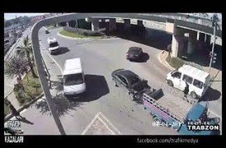 Türkiye'den Trafik Kazaları Haziran 2017 #2