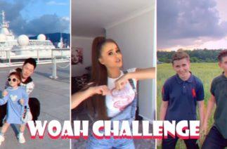 Woah Dance Challenge Tiktok Compilation 2019