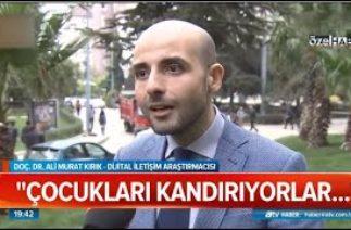 a tv – Doç. Dr. Ali Murat Kırık – TikTok nedir? TikTok ile çocukları bekleyen tehlikeler neler?