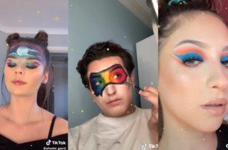 makeup compilation /tiktok/